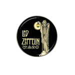 Golf Ball Marker : Led Zeppelin IV Symbols - Hermit
