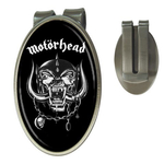 Money Clip (Oval) : Motorhead