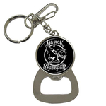 Bottle Opener Keychain : Black Sabbath