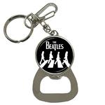 Bottle Opener Keychain : The Beatles - Abbey Road