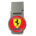 Money Clip (Round) : Ferrari