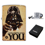 Lighter : Star Wars - Darth Vader - Your Empire Needs You