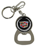 Bottle Opener Keychain : Cadillac
