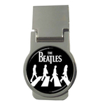Money Clip (Round) : Beatles - Abbey Road