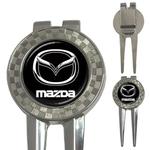Golf Divot Repair Tool : Mazda