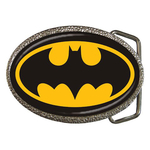 Belt Buckle : Batman Shield