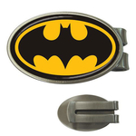 Money Clip (Oval) : Batman Shield