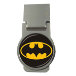 Money Clip (Round) : Batman Shield