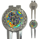 Golf Divot Repair Tool : Allman Brothers Band - Fractal