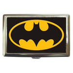Cigarette Case : Batman Shield