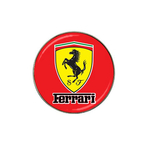 Golf Ball Marker : Ferrari