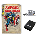 Lighter : Captain America Comics