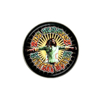 Golf Ball Marker : Bob Marley - Natural Mystic