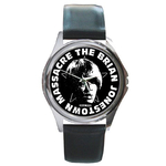Silver-Tone Watch : Brian Jonestown Massacre