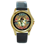 Gold-Tone Watch : Bob Marley - Natural Mystic