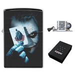 Lighter : Dark Knight - The Joker - Batman Card