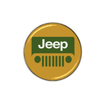 Golf Ball Marker : Jeep