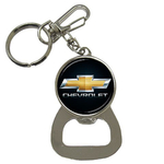 Bottle Opener Keychain : Chevrolet