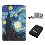 Lighter : Vincent Van Gogh - Starry Night