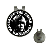 Golf Hat Clip with Ball Marker : Brian Jonestown Massacre