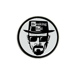Golf Ball Marker : Breaking Bad