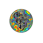 Golf Ball Marker : Allman Brothers Band - Fractal