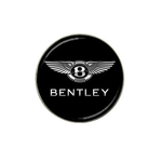 Golf Ball Marker : Bentley