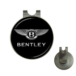 Golf Hat Clip with Ball Marker : Bentley