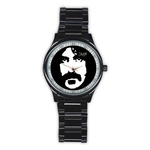 Casual Black Watch : Frank Zappa