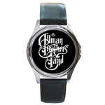 Silver-Tone Watch : Allman Brothers Band