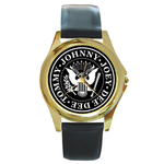Gold-Tone Watch : Ramones