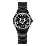Casual Black Watch : Ramones