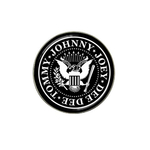 Golf Ball Marker : Ramones