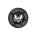 Golf Ball Marker : Ramones