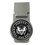 Money Clip (Round) : Ramones
