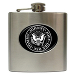Liquor Hip Flask (6oz) : Ramones