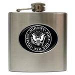 Liquor Hip Flask (6oz) : Ramones
