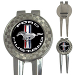 Golf Divot Repair Tool : Ford Mustang