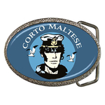 Belt Buckle : Corto Maltese