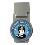 Money Clip (Round) : Corto Maltese