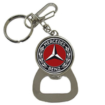 Bottle Opener Keychain : Mercedes-Benz