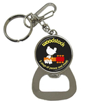 Bottle Opener Keychain : Woodstock - 3 Days of Peace and Music