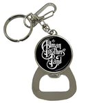 Bottle Opener Keychain : Allman Brothers Band