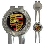 Golf Divot Repair Tool : Porsche