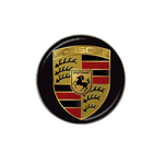 Golf Ball Marker : Porsche
