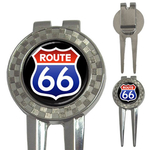 Golf Divot Repair Tool : Route 66