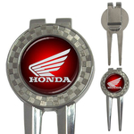 Golf Divot Repair Tool : Honda mc