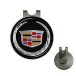 Golf Hat Clip with Ball Marker : Cadillac