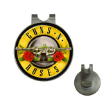 Golf Hat Clip with Ball Marker : Guns N' Roses