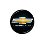 Golf Ball Marker : Chevrolet